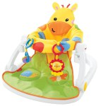 Fisher Price Giraffe Sit-Me-Up Floor Seat