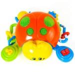 Baoli Musical Crawling Ladybird