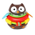 Skip Hop Rocking Owl stacker