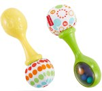 Fisher Price Rattle and Rock Maracas Musical