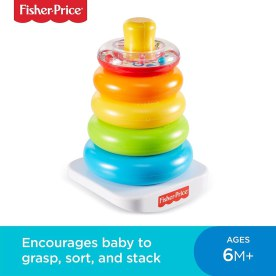 Fisher Price Rock-A-Stack - stacking