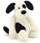 Jellycat Bashful black & white cow or puppy