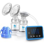 Bellababy Dual Suction Electric Breastfeeding Pump